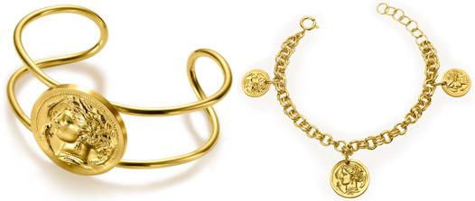 Bracelets Déesse Tanit