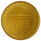 Médaille Monnaie de Paris 2021