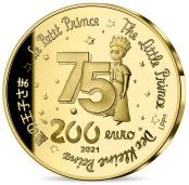 Le Petit Prince 200 euro
