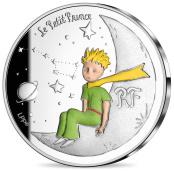 Le Petit Prince sur la lune