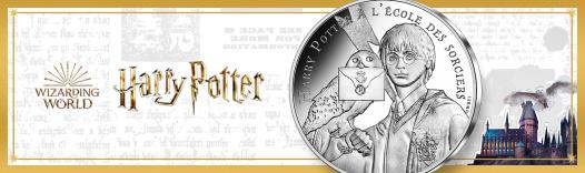 Harry Potter à la Monnaie de Paris