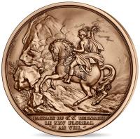 Médaille bronze Napoléon
