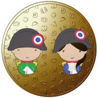 Médaille enfant Napoléon